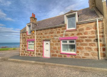 Thumbnail 3 bed cottage for sale in High Street, Buchanhaven, Peterhead
