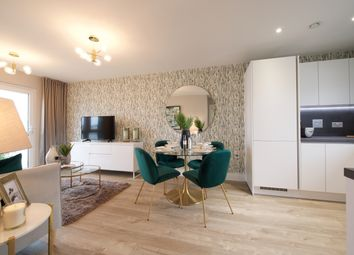 Thumbnail 2 bedroom flat for sale in Plot 105, Meridian Waterside, Radcliffe Road, Southampton
