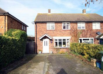 Thumbnail 3 bed semi-detached house for sale in Cheviot Close, Bushey WD23.