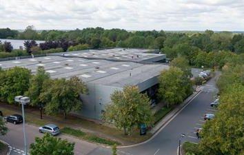 Thumbnail Warehouse to let in 1 Carters Lane, Kiln Farm, Milton Keynes, Buckinghamshire