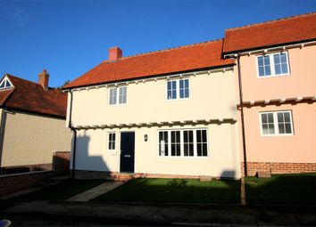 Thumbnail 3 bed end terrace house to rent in Orange Street, Thaxted, Dunmow, Essex