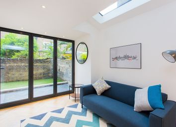 Thumbnail 2 bed flat for sale in Dancer Road, London