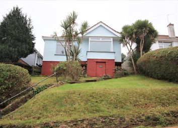 Thumbnail 3 bed detached house to rent in Rhodanthe Road, Paignton, Devon