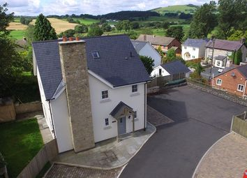 Thumbnail 4 bed detached house for sale in Llandegla, Wrexham