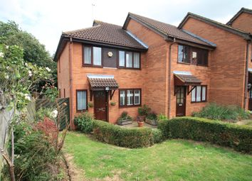 Thumbnail 3 bed end terrace house to rent in Haverdale, Luton