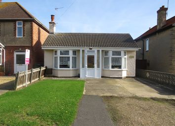 Thumbnail 2 bed detached bungalow for sale in Windsor Road, Yaxley, Peterborough