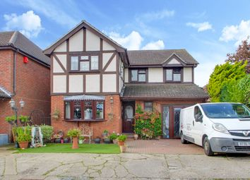 Thumbnail 4 bed detached house for sale in Thornbridge, Benfleet