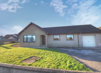 Thumbnail 3 bed detached bungalow for sale in Anvil Place, Crimond, Fraserburgh