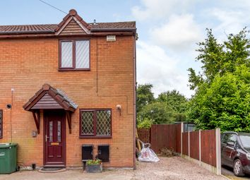 Thumbnail 2 bed end terrace house for sale in Sandpiper Close, Stourbridge, West Midlands