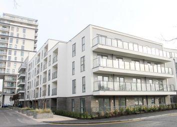 Thumbnail 1 bed flat to rent in Bradfield House, Bradfield Close, Woking