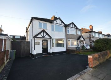 Thumbnail 3 bed semi-detached house for sale in Beechway, Bebington, Wirral