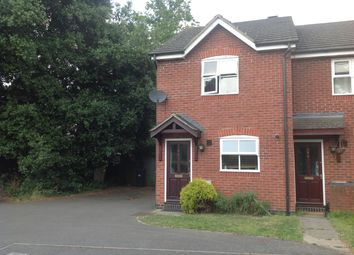 Thumbnail 2 bed end terrace house to rent in Spruce Grove, Leamington Spa