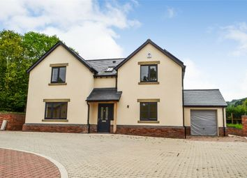 Thumbnail 4 bed detached house for sale in Doward Place, Goodrich, Ross-On-Wye, Herefordshire