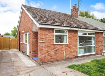 Thumbnail 2 bed bungalow for sale in Stokesay Drive, Hazel Grove, Stockport