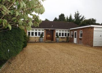 Thumbnail 3 bedroom bungalow for sale in Dixons Hill Road, Welham Green, North Mymms, Hatfield