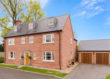 Thumbnail 6 bed detached house for sale in The Woodlands, Hutchinson Road, Newark, Nottinghamshire