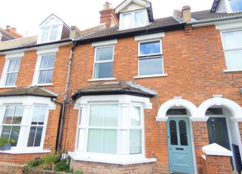 Thumbnail 2 bed flat for sale in South Road, Hythe