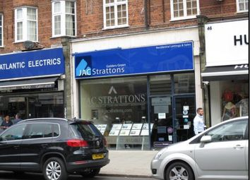 Golders Green Road, London NW11. Retail premises to let