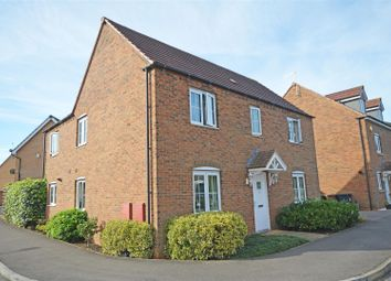 Thumbnail 4 bedroom detached house for sale in Skye Close, Orton Northgate, Peterborough