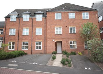 Thumbnail 2 bedroom flat for sale in Pavior Road, Nottingham
