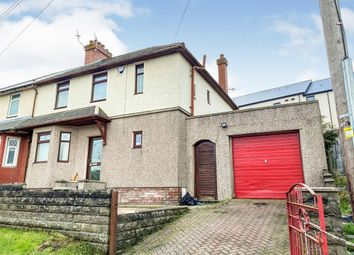 3 bed semi-detached house for sale in Hywel Crescent, Barry CF63