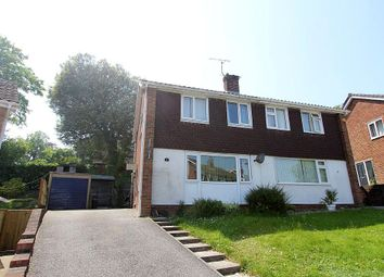 Thumbnail 3 bed semi-detached house for sale in Delaware Close, Sturry, Canterbury, Kent