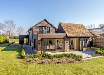 Thumbnail 4 bed detached house for sale in Church Lane, Warfield, Bracknell, Berkshire