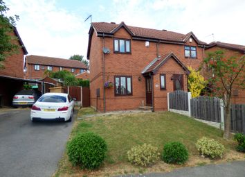 Thumbnail 2 bed semi-detached house for sale in Orchard Way, Brinsworth, Rotherham