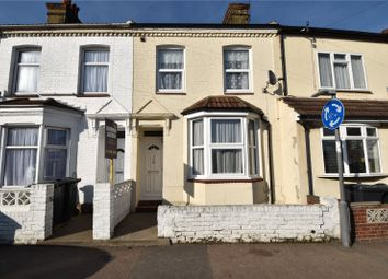 Thumbnail 3 bed terraced house for sale in Milton Road, Swanscombe, Kent