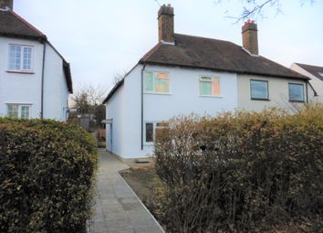 Thumbnail 4 bed semi-detached house to rent in Durnsford Road, Bounds Green, London