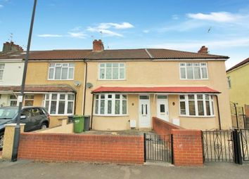 Thumbnail 3 bed terraced house for sale in Clarence Avenue, Staple Hill, Bristol