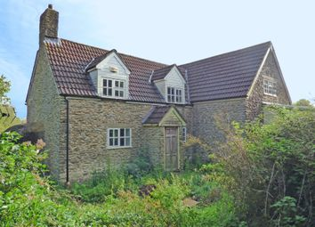 Thumbnail 4 bed detached house for sale in Hardway, Bruton