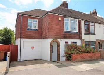 Thumbnail 4 bed semi-detached house for sale in Cambridge Road, Rochester
