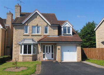 Thumbnail 4 bedroom detached house to rent in Hall Drive, Worksop, Nottinghamshire