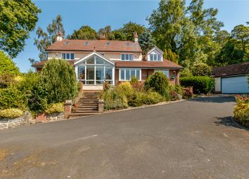 Thumbnail 4 bed detached house for sale in Thorp Avenue, Morpeth, Northumberland