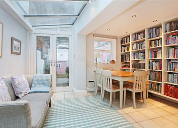 Thumbnail 2 bed end terrace house to rent in Redmore Road, Brackenbury Village, Hammersmith