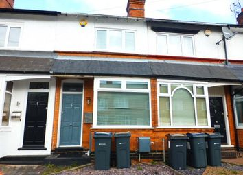 Thumbnail 2 bedroom terraced house for sale in Aubrey Road, Harborne, Birmingham