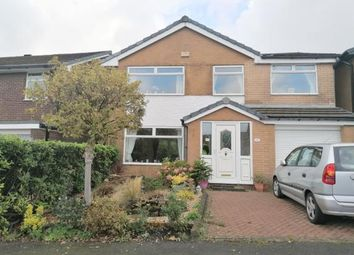 Thumbnail 4 bed detached house for sale in Moorlands Drive, Mossley, Ashton-Under-Lyne, Lancashire