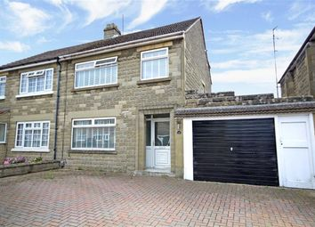 Thumbnail 3 bedroom semi-detached house for sale in Collett Avenue, Northern Road Area, Swindon