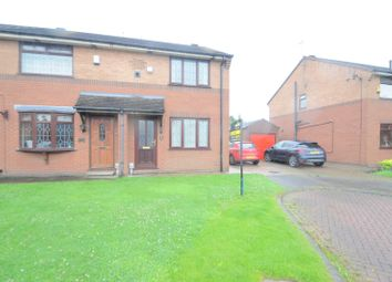 Thumbnail 2 bed semi-detached house for sale in Dunscombe Park, Hull
