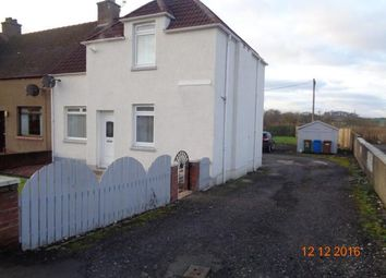 Thumbnail 3 bed end terrace house to rent in Ochilvale Terrace, Fishcross, Alloa
