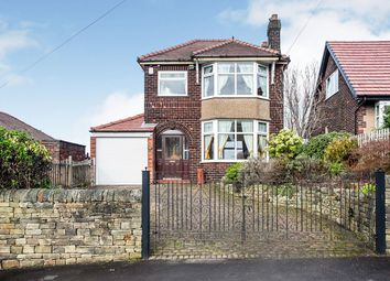 Thumbnail 3 bedroom detached house for sale in Poleacre Lane, Woodley, Stockport, Greater Manchester