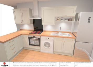 Thumbnail 2 bed flat for sale in Apartment 2, 5 High Street, Hatfield, Doncaster