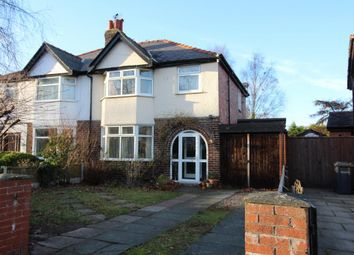 Thumbnail 3 bed semi-detached house for sale in Graburn Road, Formby, Liverpool