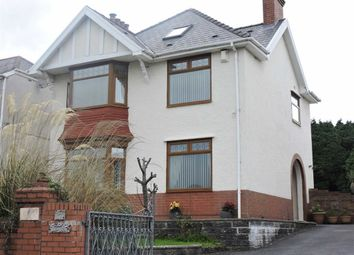 Thumbnail 4 bed detached house for sale in New Road, Treboeth, Swansea