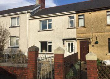 3 bed terraced house to rent in Brynteg Street, Bryn, Port Talbot, Neath Port Talbot. SA13