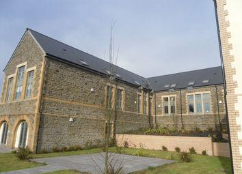 Thumbnail 1 bed flat to rent in Tredegar Avenue, Llanharan, Pontyclun