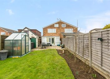 Thumbnail 3 bed semi-detached house for sale in Edward Road, Biggin Hill, Westerham