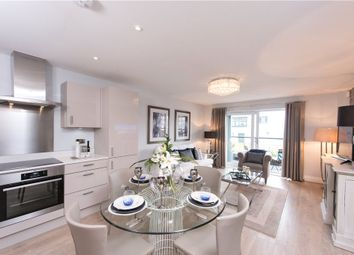 Thumbnail 1 bed flat for sale in Wharf Road, Guildford, Surrey