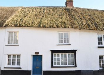 Thumbnail 2 bed cottage for sale in Fore Street, Silverton, Exeter